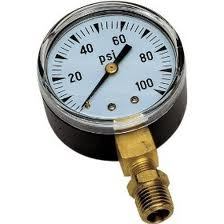 Pressure Gauge For Well Pump